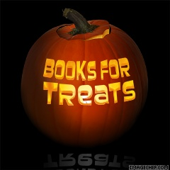 Give books instead of candy this Halloween