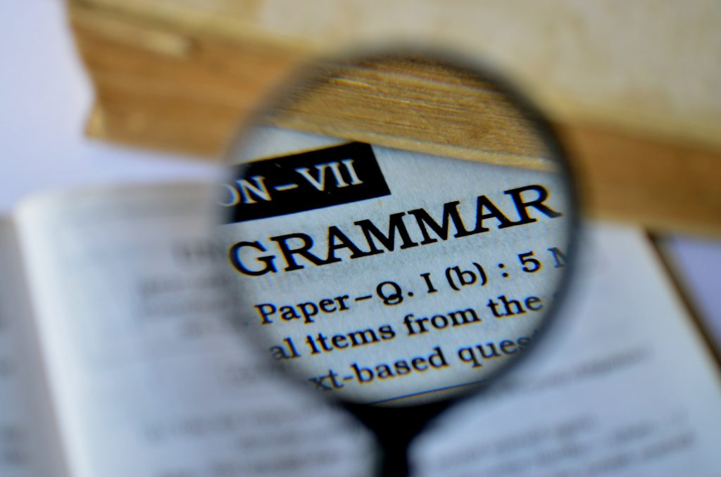 Avoid these common grammar mistakes in your writing.