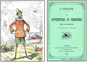 The Adventures of Pinocchio * Word Tripper
